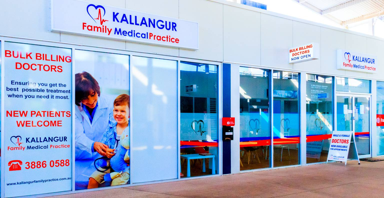 Kallangur Family Medical Practice Banner